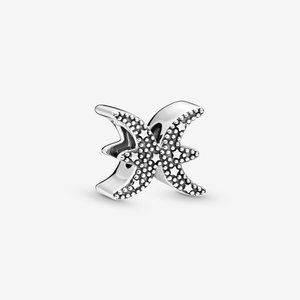Pandora Jewelry - 🎆NWT Pandora Sparkling Pisces Zodiac Necklace